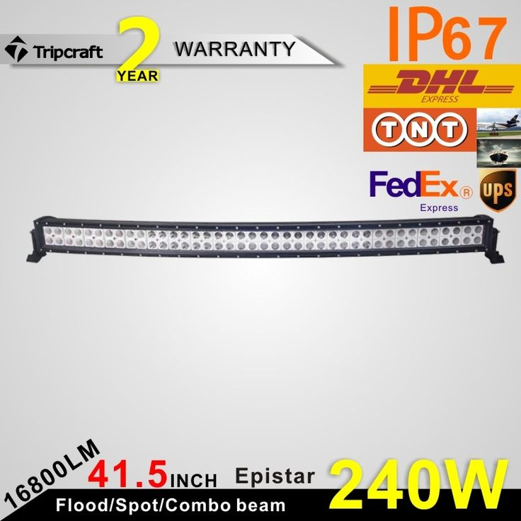 124.29$  Watch now - http://alivgu.shopchina.info/go.php?t=32747703154 - 41.5Inch 2Row240W LED Light Bar for Work Driving Boat Car Truck 4x4 SUV ATV Off Road Fog Ramp Spot Wide Flood Combo Beam 12V 24V 124.29$ #buyonlinewebsite