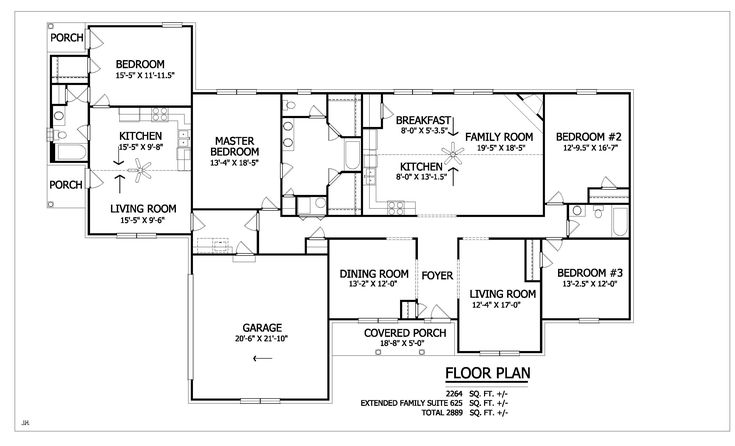 1000 images about floor plans on pinterest models for Extended family house plans