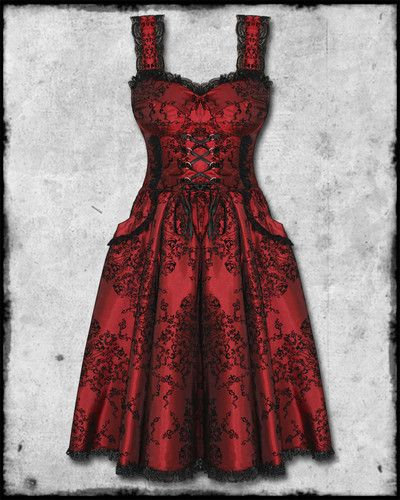 Halloween Bridesmaid Dress