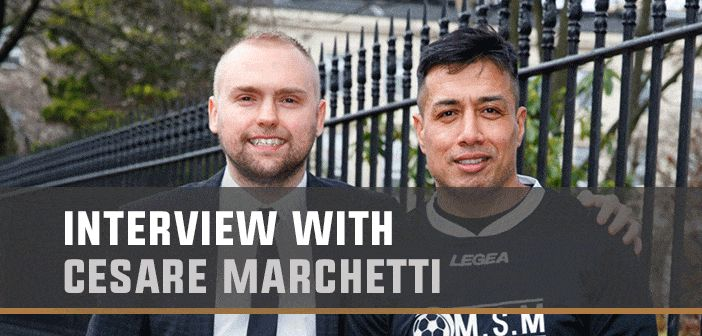 Do you want to know more about how football agents work? Check out our football agent interview with professional agent Cesare Marchetti