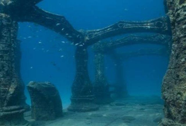Underwater City of Port Royal, Kingston, Jamaica-20 of the coolest things under the sea