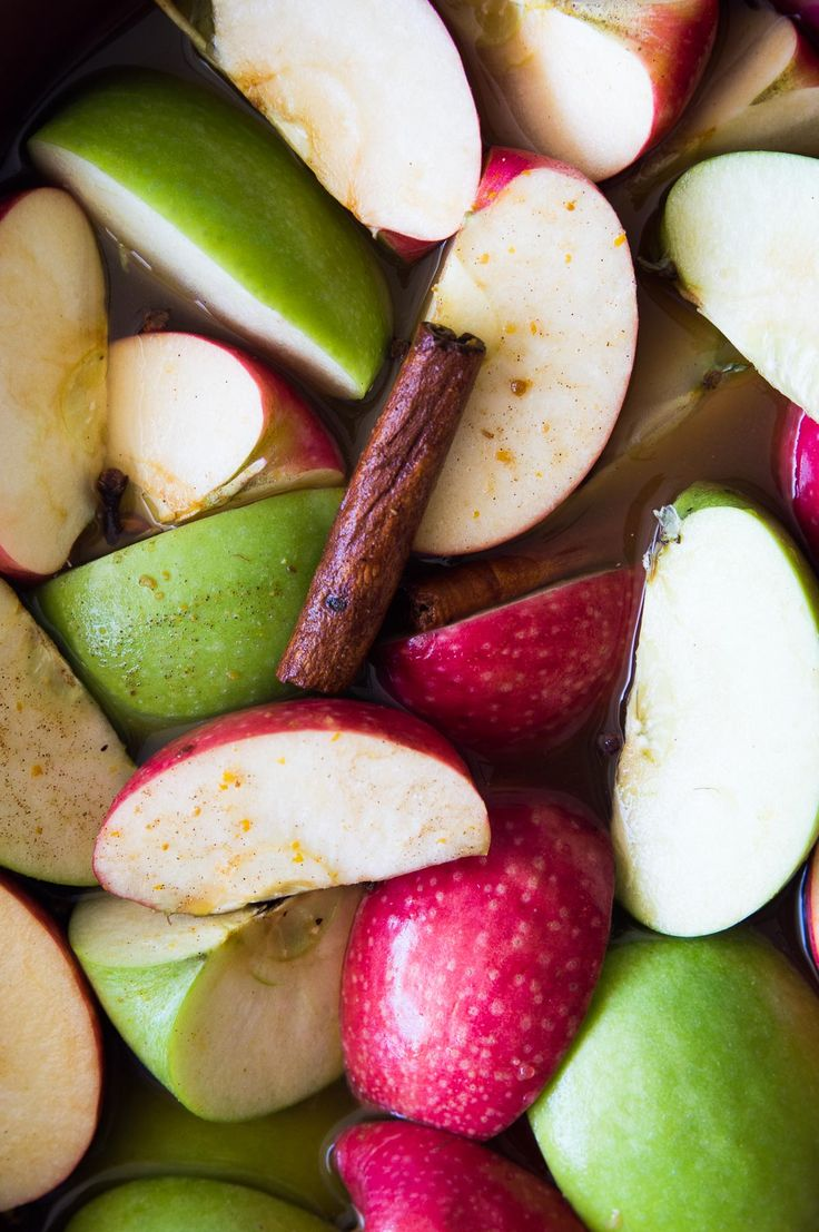 Slow Cooker Pumpkin Spice Apple Cider. Enjoy all the flavors of fall with this…