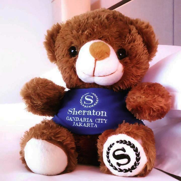 Sheraton Bear is waiting for you! Book our Weekend Package treat yourself to an indulgent escape to have a wonderful experience of staycation dine in at our Anigre restaurant or browse the city mall.  Book Now: https://goo.gl/WJ32jM