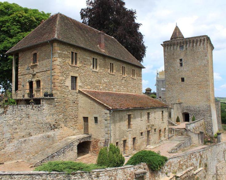 Château de Couches 71