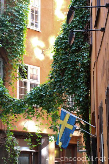 Viikonloppu Tukholmassa