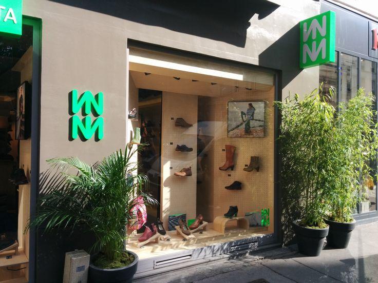 El Naturalista store at Faubourg Saint Antoine,  No. 129 in Paris