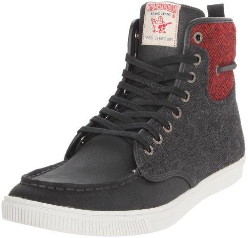 True Religion Men's Lamond Flannel Sneaker