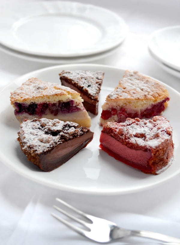 Recipe Grandma Cake Separates Into