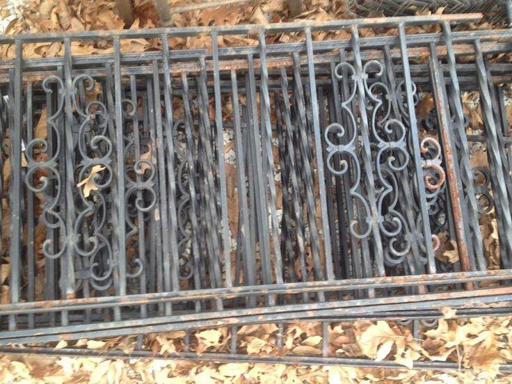 Image Result For Black Iron Railings