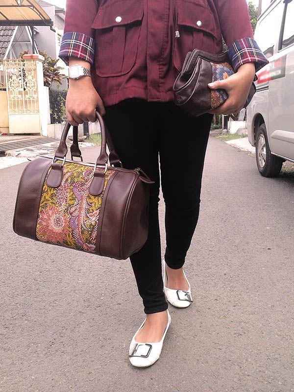 Speedy Batik | Tas Bandung