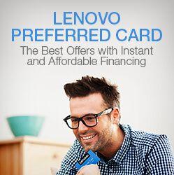 Lenovo Preferred Card