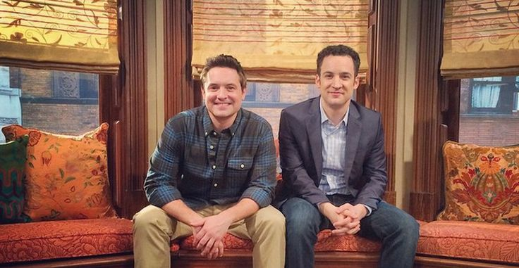 Eric and Cory Matthews Reunited! | Oh My Disney