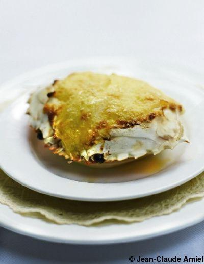 Crabes farcis    pour 4 personnes - Recettes Elle à Table