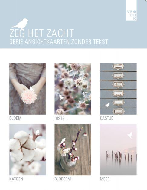 vrolijkfabriek.nl - postcardset/ 6  5,95