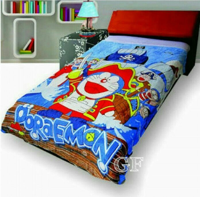 #selimut import #doraemon pirates 150x200cm @ 105.000