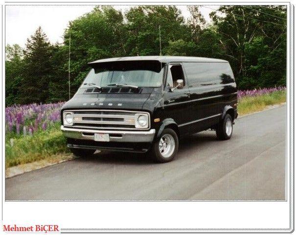 1977 Dodge Ram Van
