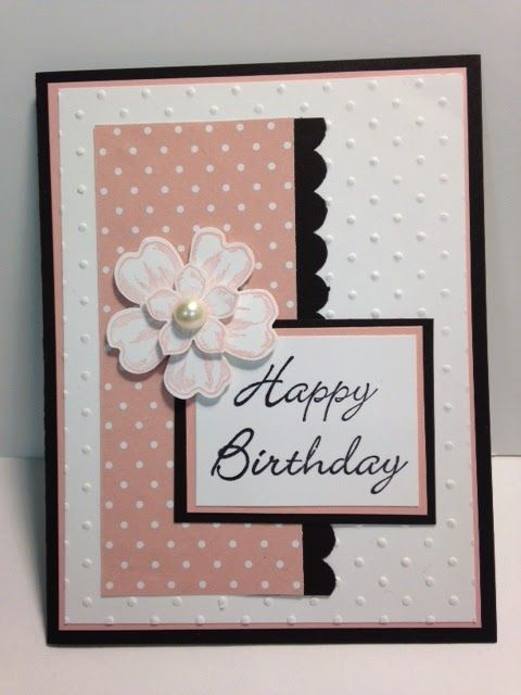 147 best Handmade birthday cards images – Birthday Cards Hand Made