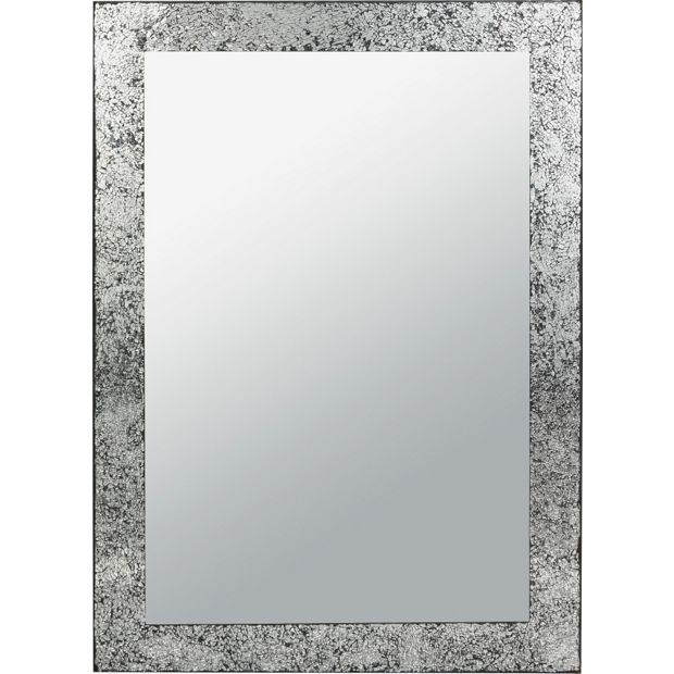 add the illusion of space or make a statement with bathroom mirrors from homebase