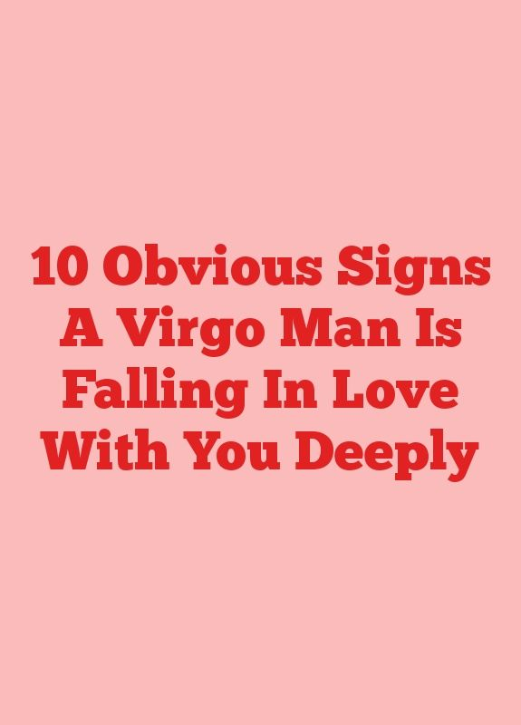 Signs a guy loves you deeply