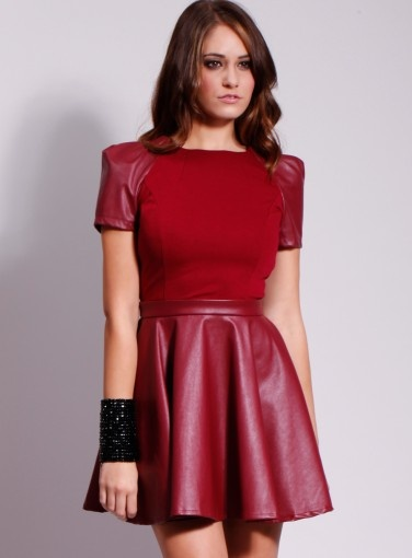 GOSH Pinterest Giveaway. How to enter: 1. Follow GOSH Celebrity.com.au on Pinterest 2. Repin your favourite GOSH item from our Giveaway Board. The winner will win the GOSH item with the most repins. Repin as many times as you like to increase your chances of winning...PIN AWAY! Leather Sleeve Dress #competition #giveaway #gosh