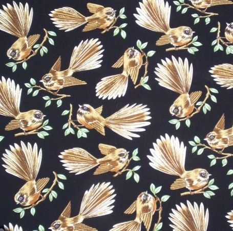 Kiwiana-Fantails