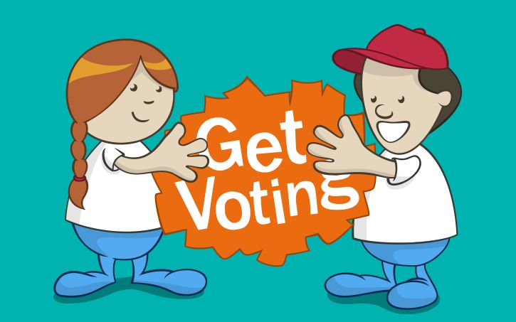 AEC Schools website - lots of interactives and resources around democracy and voting