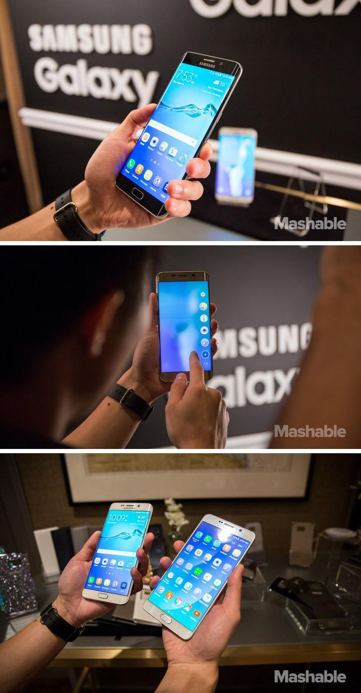 Galaxy s6 capacitive buttons the android soul - Samsung Galaxy Note 5 Proves Big Can Be Beautiful