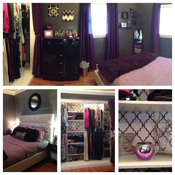 24 Best Purple Bedroom Inspo Images On Pinterest