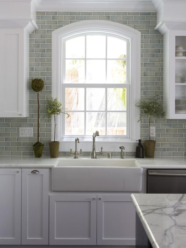 HGTV has dozens of pictures of beautiful kitchen backsplash ideas for inspiration on your own kitchen remodel.