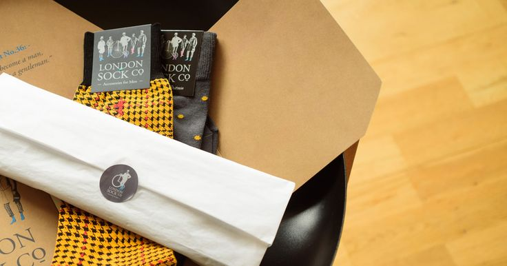 Treat the special men in your life with our men's monthly sock subscriptions gifts. Get the latest in quality sock designs delivered every single month.