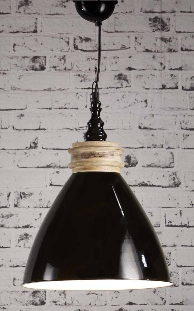 Sardinia Hanging Lamp in Black  - Emac & Lawton