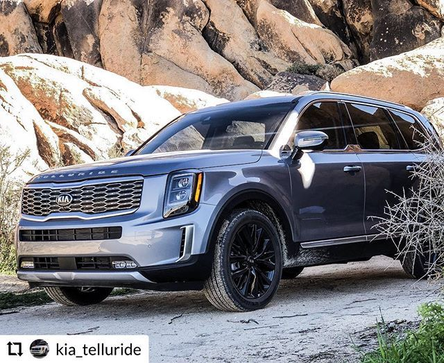 Repostplus Kia Telluride Oh The Places Youll Go Giveiteverything Kiatelluride I25kia Towbinkia Kiamotors Instacar Kdm Autos Motos