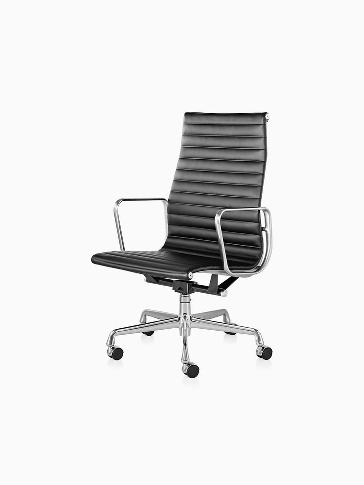 Eames aluminum group executive chair with images eames