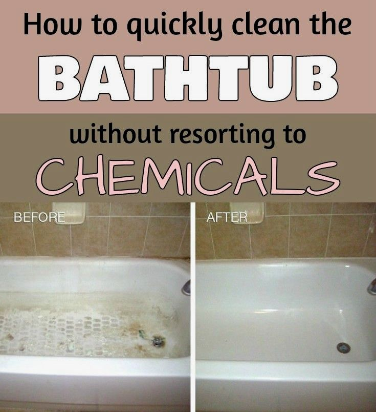 Pin By Angela Dyer On Hackin It Up Cleaning Hacks Bathtub
