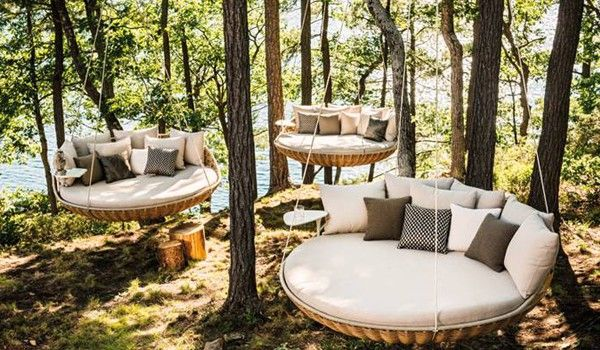 trädgårdsmöbler ‹ Dansk inredning och design