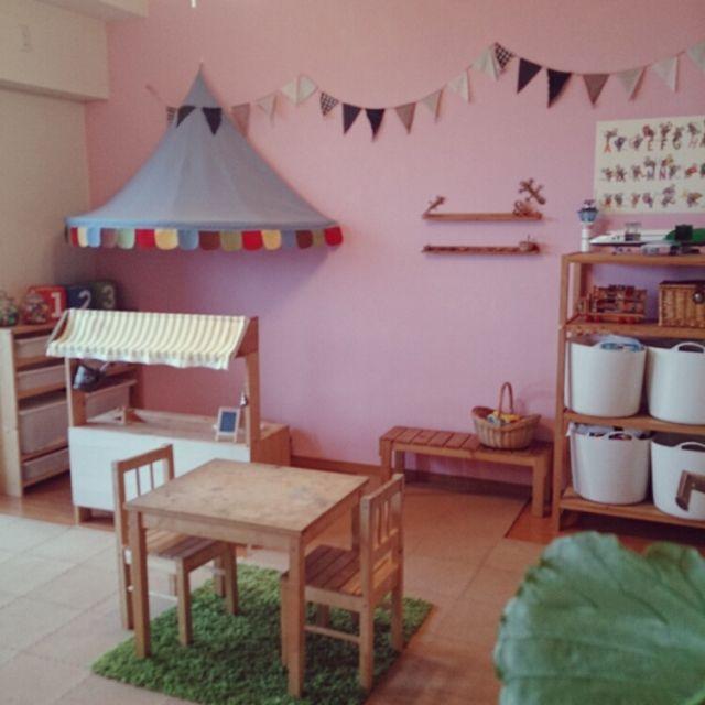 子供部屋/キッズスペース…などのインテリア実例 - 2015-02-11 23:44:05 | RoomClip(ルームクリップ)