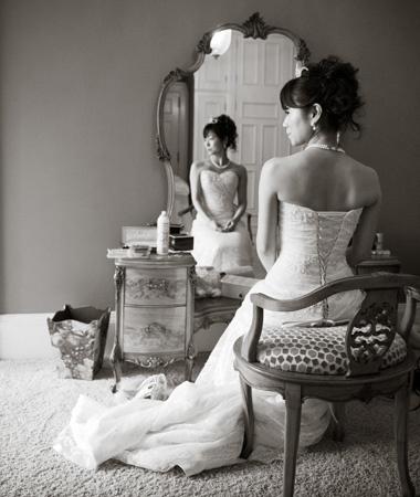 Pre Wedding Bride Photo