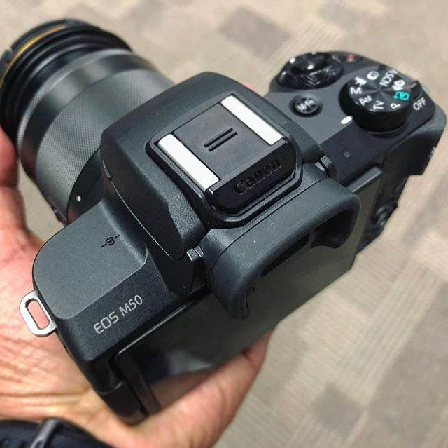 Canon M50 W 11 22mm Lens Autofocus Is Fast In 1080p And This Little Cam Has A Lot Of Nice Features Can Also Adapt F Eos M50 Mirrorless Camera Camera Gear