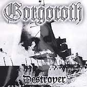Destroyer by Gorgoroth PROMO CD (RARE) 1998