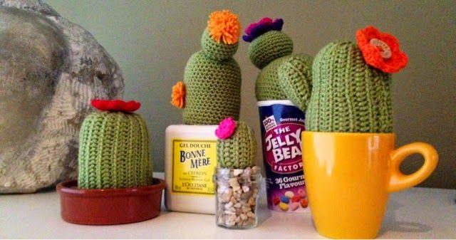 Zus&Fluf: Cactusverslaving en voorbereidingen haakatelier Ap...