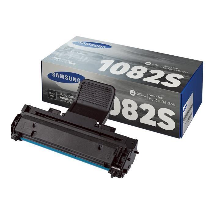 Cartouche de toner noir Samsung MLT-D1052S (SU759A) pour ML-1910/1915/2525/2525W/2580N SCX-4600/SCX-4623F/SCX-4623GN/SF-650