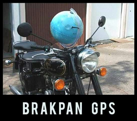 Brakpan se GPS. #Afrikaans #snaaks #grappe #humor #brakpan