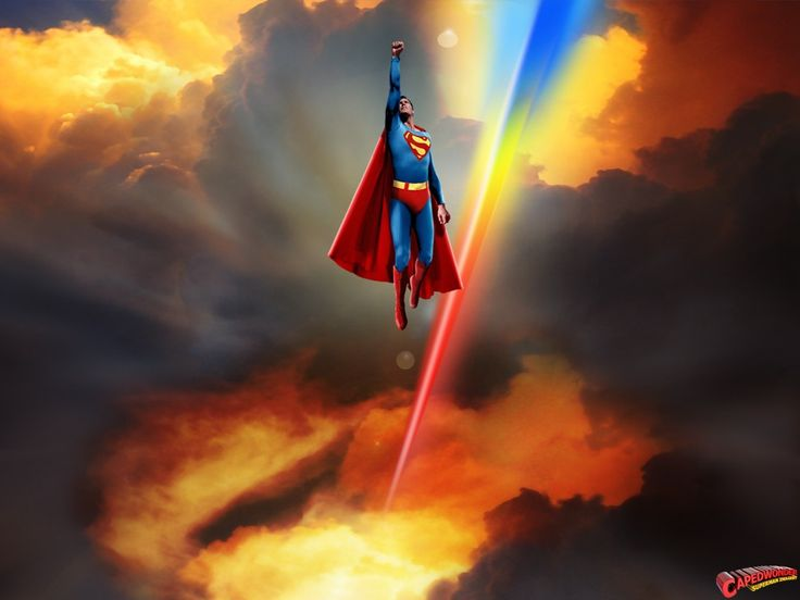 Christopher Reeve Superman Wallpaper | Christopher Reeve
