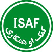 The International Security Assistance Force (ISAF) is a NATO-led security mission in Afghanistan that was established by the United Nations Security Council in December 2001 by Resolution 1386, as envisaged by the Bonn Agreement. Its main purpose is to train the Afghan National Security Forces (ANSF) and assist Afghanistan in rebuilding key government institutions but is also engaged in the 2001–present war with insurgent groups.