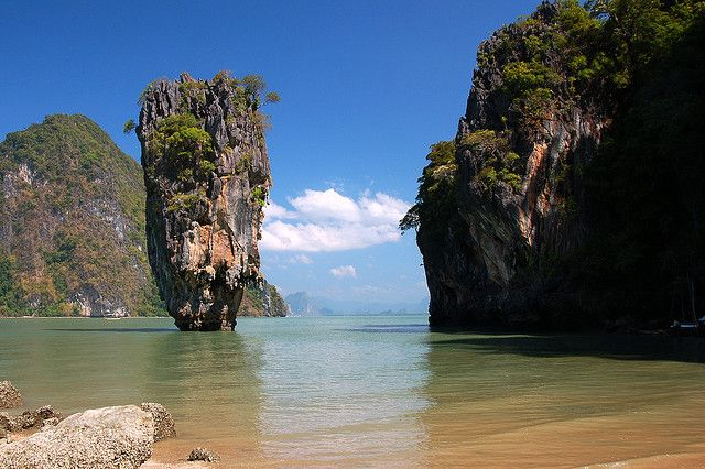 10 Spectacular Sea Stacks
