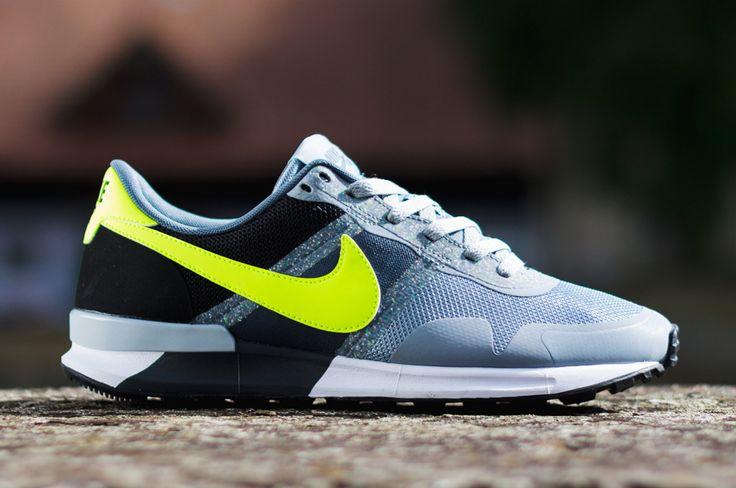 """Nike Air Pegasus 83/30 """"Magnet Grey, Black & Volt"""""""