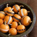 Pumpkin Decorating Without Carving - Ideas for No Carve Pumpkin Decorating - Delish.com