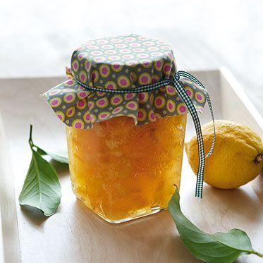 Türkische Zitronenmarmelade Rezept | Küchengötter
