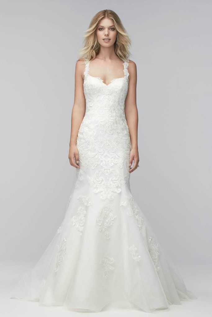 Cool Wtoo by Watters Sheila Sample Sale Wedding Dress