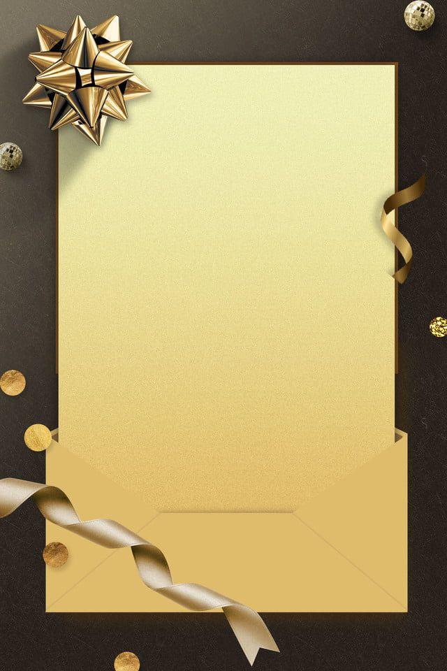 Kad Jemputan Sintesis Mudah Kreatif Frame Border Design Photo Frame Wallpaper Poster Background Design